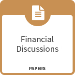 Financial Discussions papers Icon