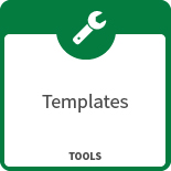 Templates tools icon