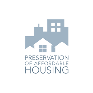 Preservation of Affordable Housing Logo
