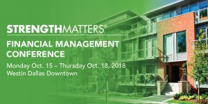 2018 Strength Matters Financial Management Conference